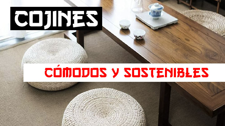 cojines japoneses